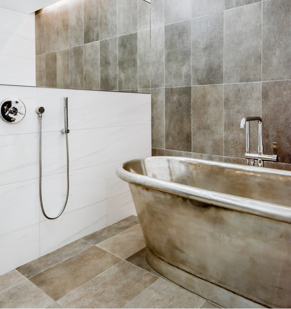 bathroom remodeling in NYC