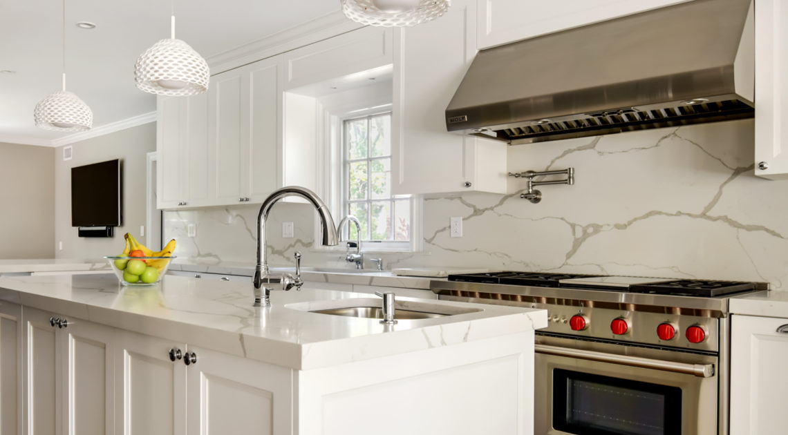 Luxury kitchen remodeling in NYC