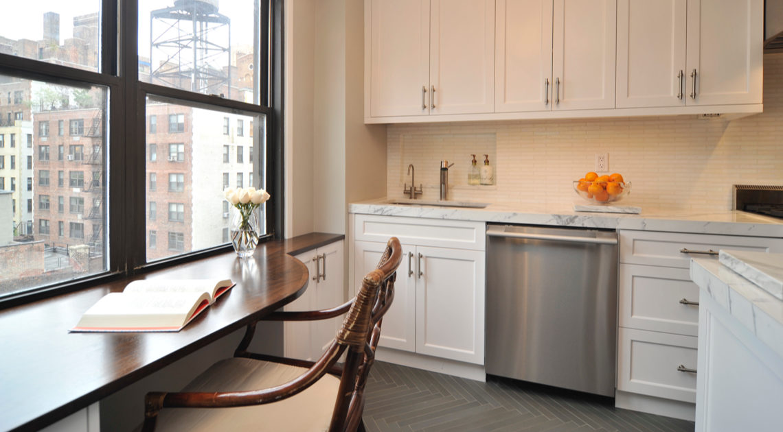 luxury kitchen renovations in NYC