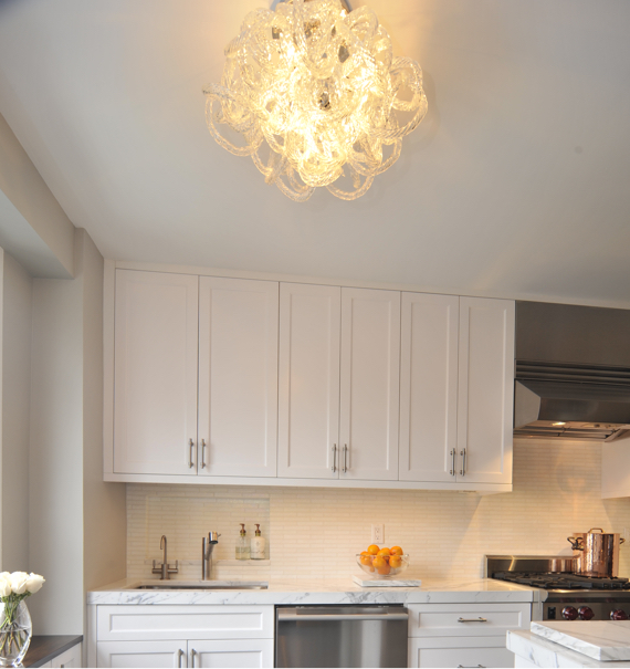 High-end kitchen remodeling in NYC